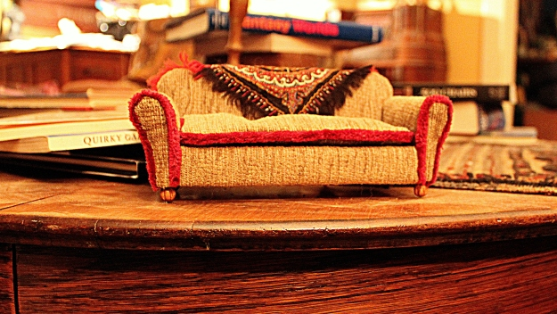 coffee-table sofa